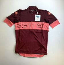 Castelli Prologo VI Jersey Men's Medium New with Tags