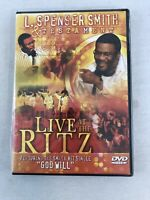 L. Spenser Smith & Testament Live at the Ritz DVD - New Factory Sealed