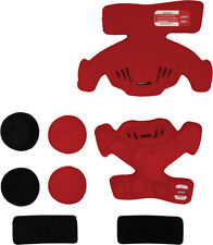 POD K700 KNEE BRACE PAD SET RED (RIGHT)