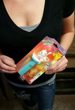 1999 Vintage Pokemon Candy Catcher - #151 Mew Pez New Old Stock Toy