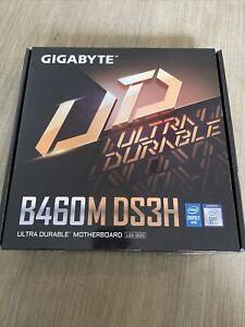 GIGABYTE B460M DS3H motherboard MicroATX [Intel B460 chipset] MB4963