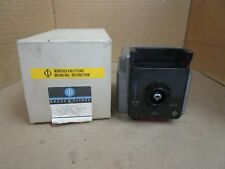 Kraus & Naimer Selector Switch w. Enclosure C12 2AJ644-900 GK New