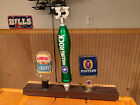 Rolling Rock, Fosters, Genesee Light Bar Tap Handle Beer Decor 3 Taps