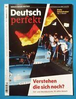 Deutsch perfekt 13/2019 Zeit Gruppe EINFACH DEUTSCH LERNEN ungelesen 1A abs. TOP