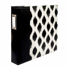 """We R Memory Keepers Scrapbook Album Holds 12 x 12"""" Pages  D-Ring  Scrapbooking"""