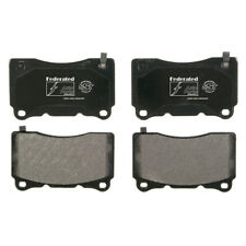 Disc Brake Pad Set Front,Rear Federated MD1050
