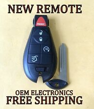 NEW JEEP GRAND CHEROKEE SMART KEY KEYLESS GO REMOTE FOB FOBIK IYZ-C01C 05026453