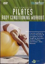 The Complete Pilates Body Conditioning Workout (DVD Set, 2003)  Allan Menezes