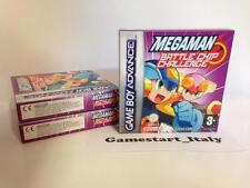 MEGA MAN BATTLE CHIP CHALLENGE (NINTENDO GAME BOY ADVANCE GBA) NEW PAL MEGAMAN