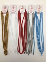 "91cm Ship Fast W//Tracking .8cm FLAT SHOE LACES  Width=.315/"" Length=36/"""