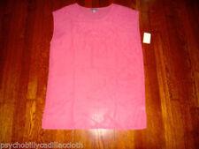 Camisas y tops de mujer blusas rosas talla XL