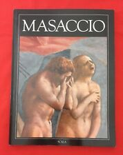 MASACCIO CHAPELLE BRANCACCI CASAZZA SCALA 1990 ILLUSTRATIONS BON ÉTAT LIVRE