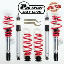 Pro Sport DZT Coilovers VW Golf Mk5 2.0 TFSi GTi Inc Edition 30 03-09