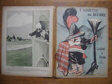 23/04/1904 L'ASSIETTE AU BEURRE 160 Camara LOUBET A ROME
