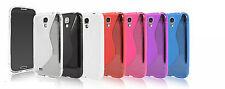 Markenlose unifarbene Handy-Taschen & -Schutzhüllen aus Silikon für LG