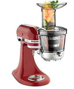 KitchenAid Juicer and Sauce Attachment | For All Home Stand Mixers