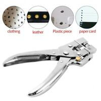 Steel Hole Setting Plier Eyelet Punch Manual Tools Rivet Snap Shoe Grommet