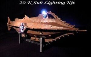 Nautilus 20,000 Leagues Lighting Kit 18JVE01