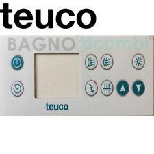 Mascherina 9 tasti per tastiera minipiscina TEUCO 81000926000