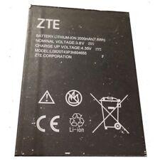 ZTE Batería original LI3820T43P3H604655 2000mAh Pila Litio Nuevo Abultar