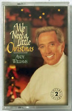Andy Williams - We Need A Little Christmas (Cassette, 1996)