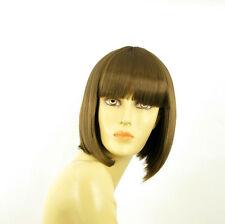 Perruque femme courte châtain clair doré FLORENCE 12