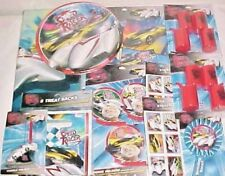NEW SPEED RACER TOY party favor supplies loot bag TOYS race car playset