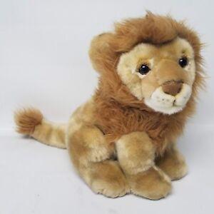 "SOS Save Our Space Cute Lion Plush 10"" 2003"