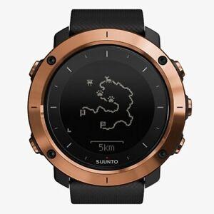 Suunto Traverse Alpha Copper GPS Watch