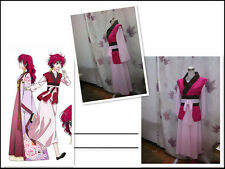 Akatsuki no Yona Princess Cosplay Costume