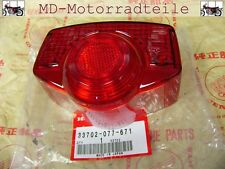 HONDA CB 750 Four k0 k1 k2 VETRO FANALE RETROVISORE US Lens, tail light