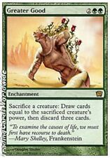 Greater Good // Presque comme neuf // quartier 9th Edition // Engl. // Magic the Gathering