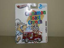Hot Wheels 2011 General Mills Cinnamon Toast Crunch '49 FORD COE Real Riders