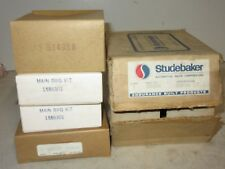 NOS 1955-64 Studebaker Champion 6 complete ring set.Part number 1556295