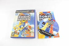 Sony PS2 Playstation 2 Sonic Heroes UK Pal Game