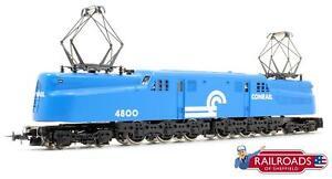 MEHANO 'HO' GAUGE 26365 CONRAIL BLUE GG-1 ELECTRIC LOCOMOTIVE