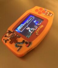 GBA Gameboy Advance Raspberry Pi Zero RetroPie Crash Bandicoot Modded Backlit