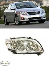 FOR TOYOTA COROLLA 2007 - 2010 NEW FRONT HEADLAMP RIGHT O/S DRIVER LHD