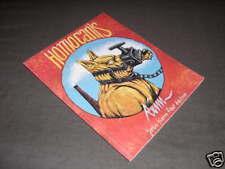 Homocanis par Rémi chez Faur 1994 édition originale