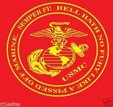 USMC heavy weight t shirt United States Marine Corps clothing