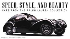 ART PRINT Speed, Style and Beauty Cars From Ralph Lauren - Michael Furman Poster