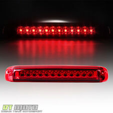 1999-2006 Chevy Silverado GMC Sierra [Red] LED 3rd Rear Tail Brake Cargo Light