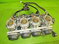 2002 Yamaha R1 YZF R 1 1000 yzfr1 Carbs Carburetor Throttle body 2003
