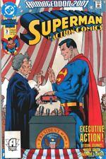 DC Action Comics Annual 3  1991  Superman