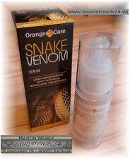 30ml SNAKE VENOM SERUM m. Schlangengift, Hyaluron + Retinol! Creme statt Spritze