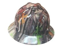 Hydrographic Camo MSA V-Guard Full Brim