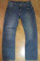 Levi's 511 Jeans Slim Fit Tapered Leg Zip Fly Blue Size W32 L32