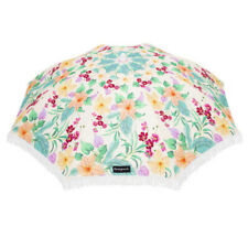 NEW Belle fleur beach umbrella with fringe by Cocopani