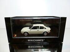 MINICHAMPS 120102 ALFA ROMEO ALFASUD 1972 - WHITE 1:43 - EXCELLENT IN BOX