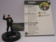HEROCLIX AVENGERS DEFENDERS WAR - #030 Punisher *UC*